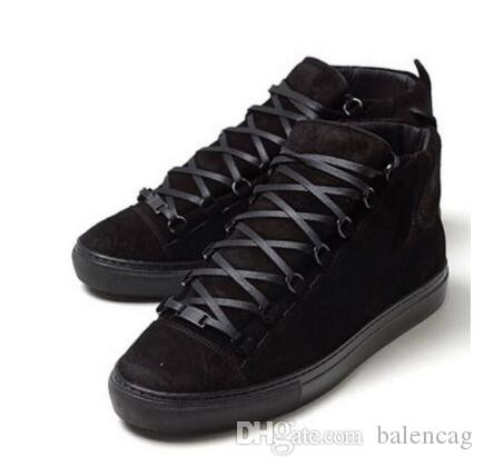 9600bf2027f8d Wholesale High Top Arena Sneakers Kanye West Footwear Shoes Comfortable  Outdoor Trainers Nice Quality Running Shoes Shoes Online From Balencag