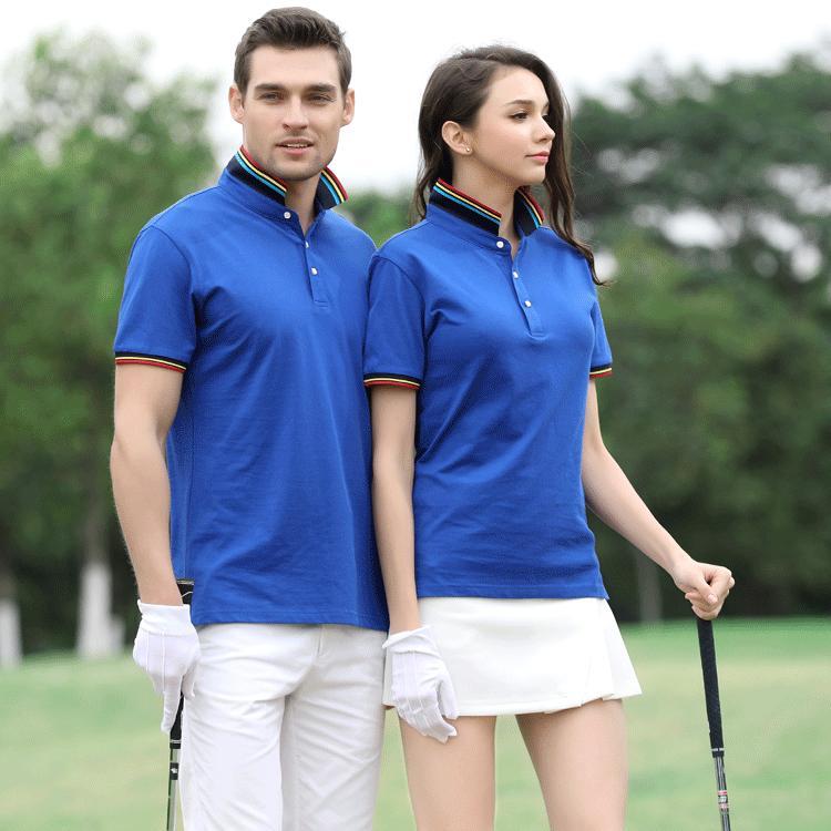 a7c8f90c9b Sports Polo Shirt Men Women Golf Shirt Short Sleeve Turn-down Collar Quick  Dry Shirts Sportswear Lover Clothes New