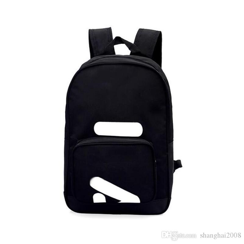 0e2d4650f8 2018 Hot Brand Designer Backpack Fashion Casual Unisex Travel Bag Handbags Outdoor  Couple Backpack Student Bag Computer Bag Online with  17.55 Piece on ...