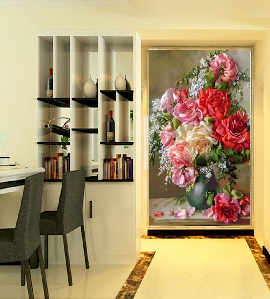 2018 Micro Spray Home Restaurant Living Room Porch Oil Painting ...