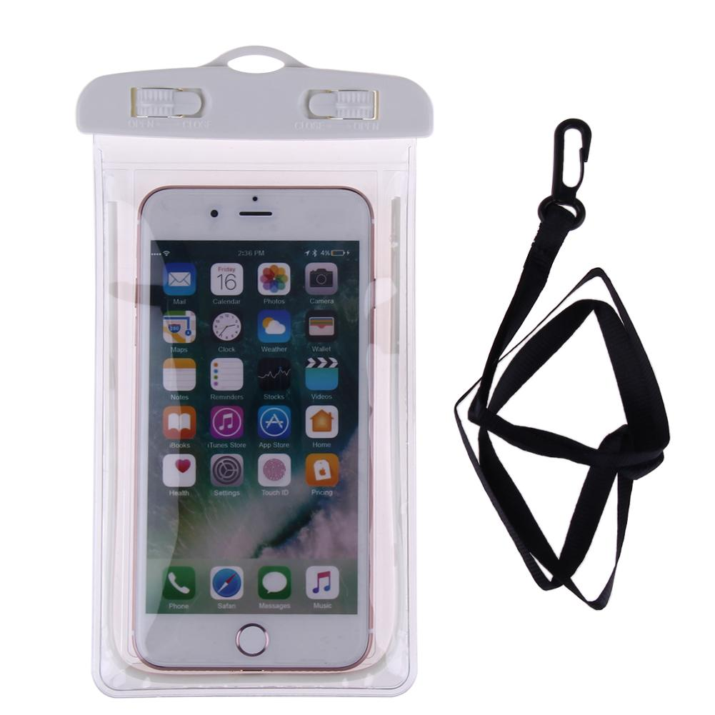 sports shoes 4a255 c0938 10M Waterproof Phone Storage Bag Luminous Swimming Bag Phone Pouch Case  Underwater Clear Touch Screen Swimming Holder