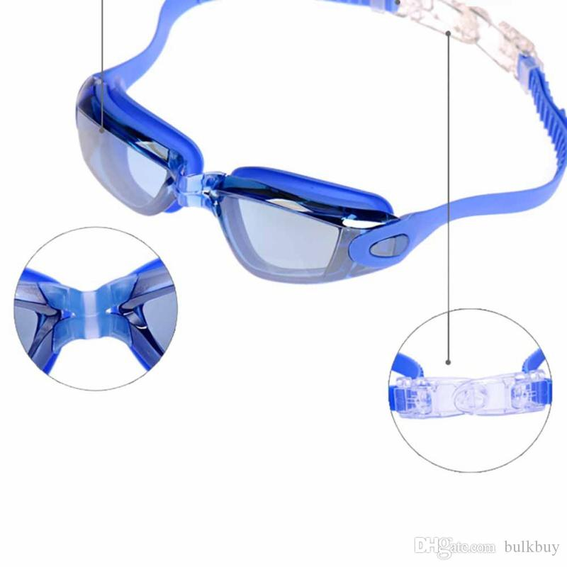 Gafas de natación antiniebla Gafas de natación anti-UV bthi