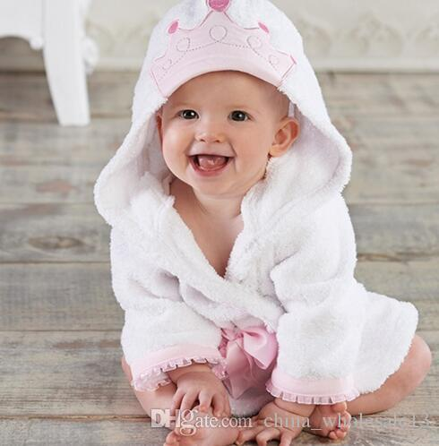 0c5f93320747 2018 Winter Newborn Hooded Towel Boys Cartoon Cute Baby Girls ...