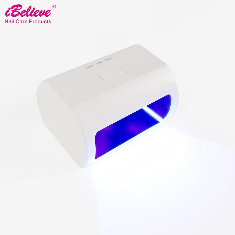 2019 IBelieve 9w Mini Led Nail Lamp Gel Polish Kits Nail Manicure ...