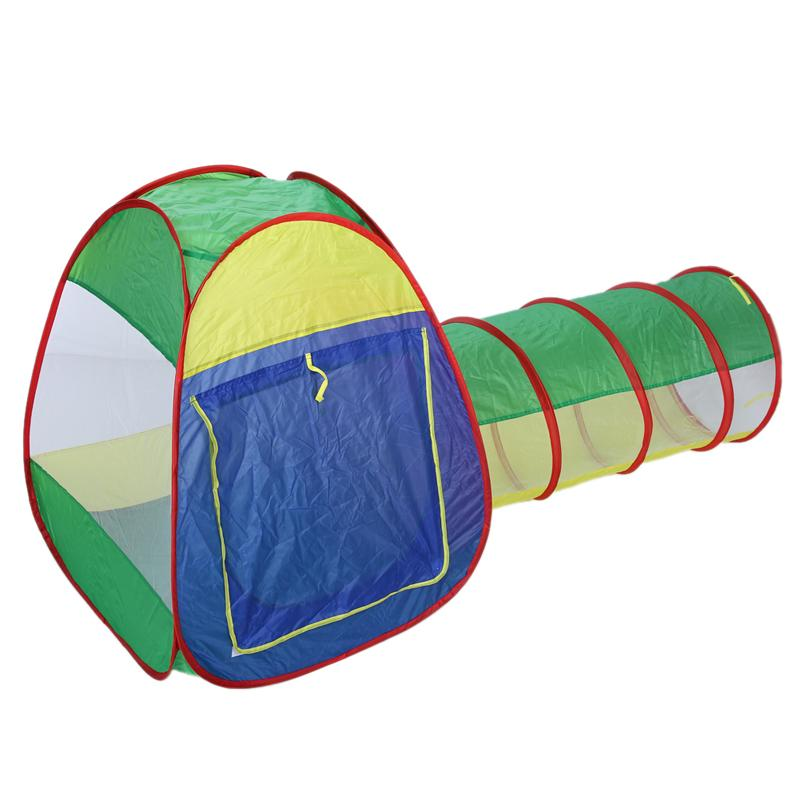 Wholesale Pop Up Kds Play Tent Outdoor Fun Sports Ocean Ball Toy Tents Children Tunnel Kids Adventure House Toy Cubby Tube Teepee Tent Kids Tent Kids Play ...  sc 1 st  DHgate.com : pop up teepee tent - memphite.com