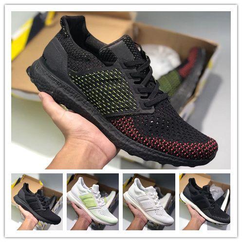 f21debfdd4e7a 2018 Newest Ultra Boost Clima Triple Black Casual Shoes Men Women High  Quality Ultra Boost LTD Hypebeast Primeknit Black EUR36 45 Mens Dress Shoes  Platform ...