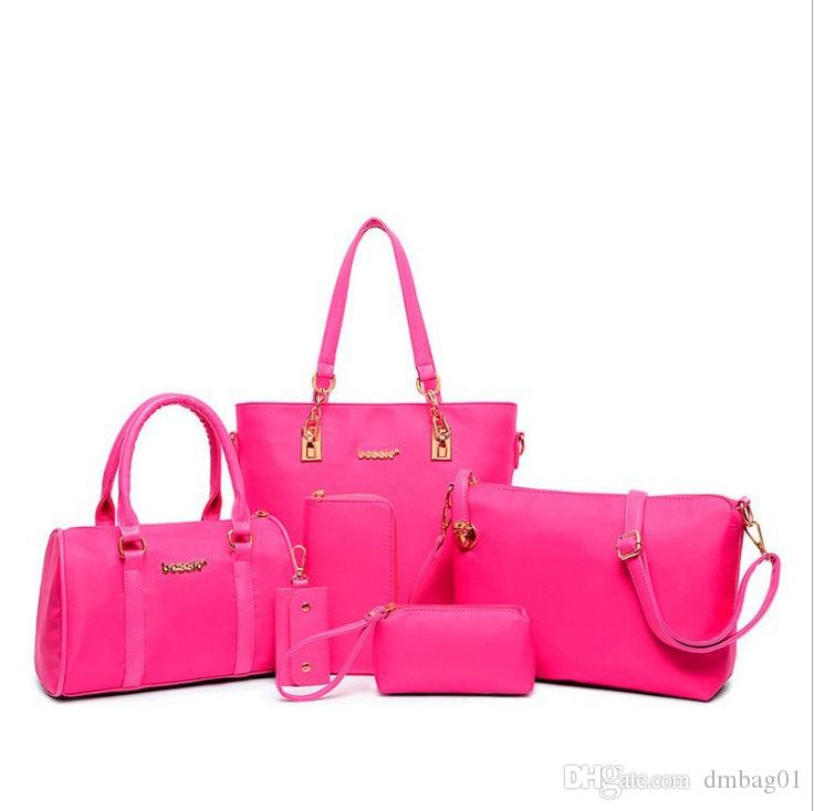 Pink Sugao Designer Bags For Women New Purse Sac À Main Tote Bag Crossbody  Purse Wallet Women Bags Wallet Clutch Travel Bags For Women Satchel Handbags  From ... 5f498fbbc4dd1