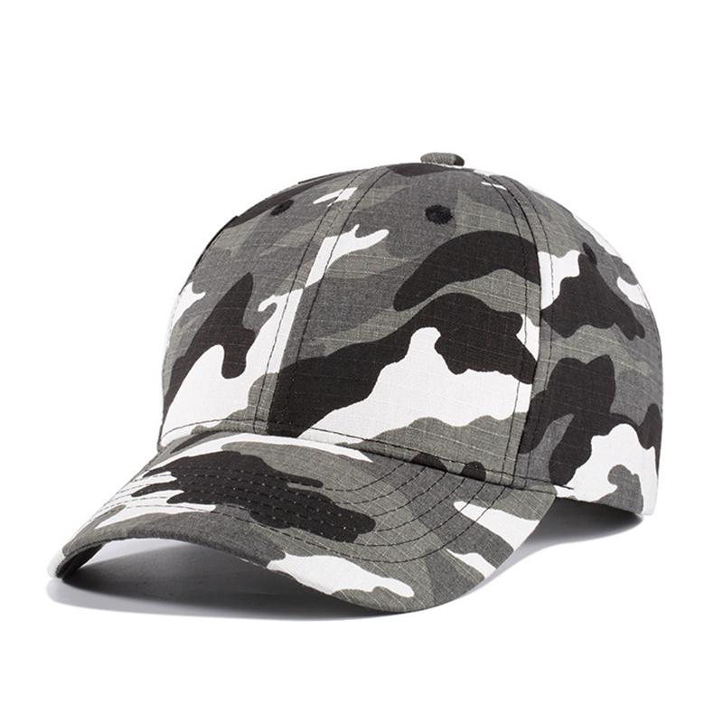 2018 Won t Let You Down Men And Women Baseball Cap Camouflage Hat ... 268097174fa