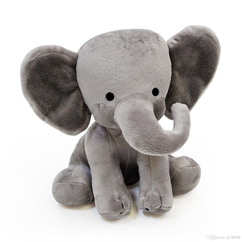 2018 New Style Peek A Boo Elephant Stuffed Animals Plush Elephant