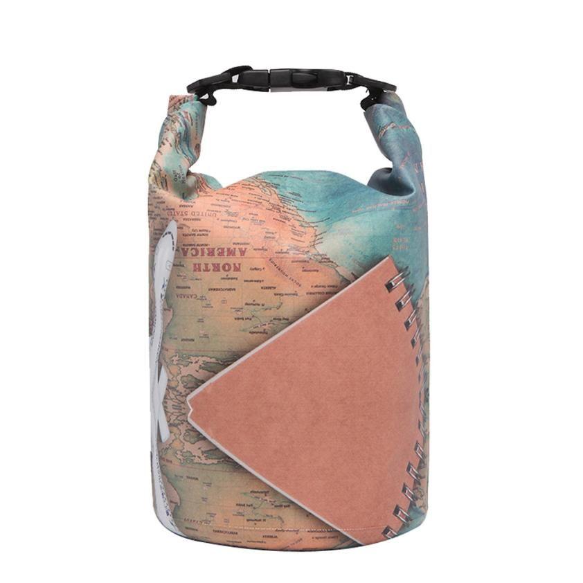 9141cc1a4c Hot Rucksack Backpacks Female Male Women Men Nylon Drifting Bag Waterproof  Bags Unisex Dive Bags Beach Bag Designer Back Pack A6 College Backpacks Girl  ...