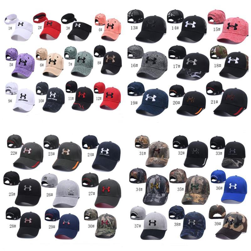 315212a7566 2018 Unisex U A Baseball Ball Cap Casquette Under Men Women Visor Caps  Snapbacks Hat Sports Hip Hop Cap Armor Adjustable Hats Brand Sunhat From ...