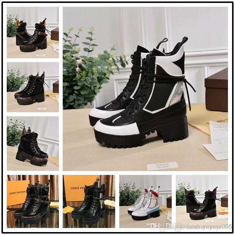 de46a9d06873 Best New Luxury Brand Full Leather Women S Boots Designer Style High  Quality Fashion Women Martin Boots Boots Ladies Shoes 35 42 Combat Boots  Rain Boots ...
