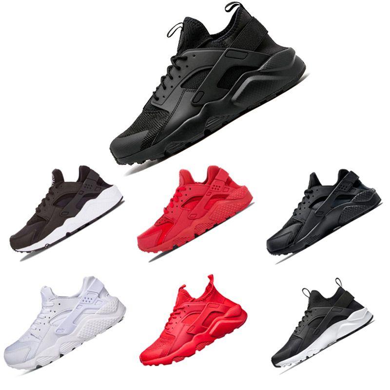 huge discount 7c761 2d489 New Huarache run Triple white black oreo red Huaraches sport shoe trainer  men women Ultra running shoes outdoor shoes Huaraches sneaker
