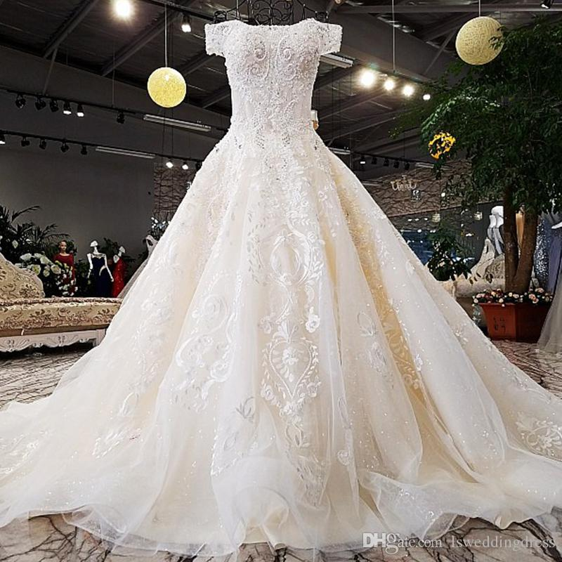 Simple Wedding Dresses For Wholesalers Sweetheart Off The Shoulder Beading Wedding Gowns China Factory Real Photos 2019 New Bridal Gown