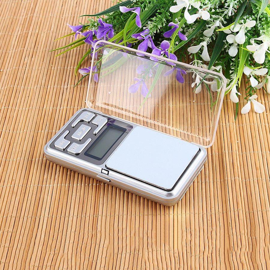 300g/0.01g Mini Precision Digital Diamond Pocket Jewelry Scale Display Units Pocket Electronic Scales