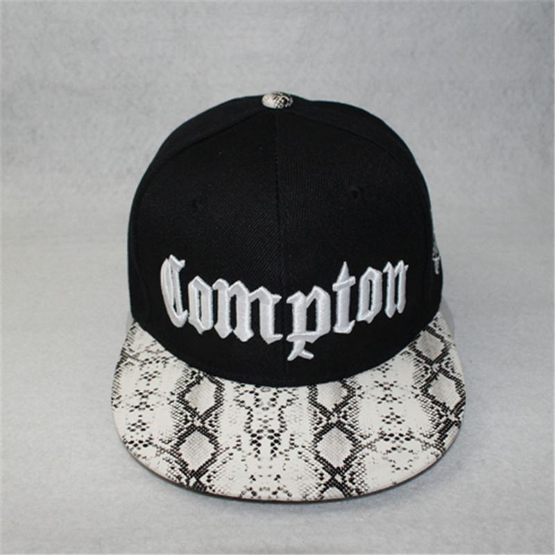 d9e05ca74cb New Compton Embroidery Baseball Hats Adjustable Cotton Men Caps Traker Hat  Women Hats Hip Hop Snapback Cap Leather Hats The Game Hats From Baozii