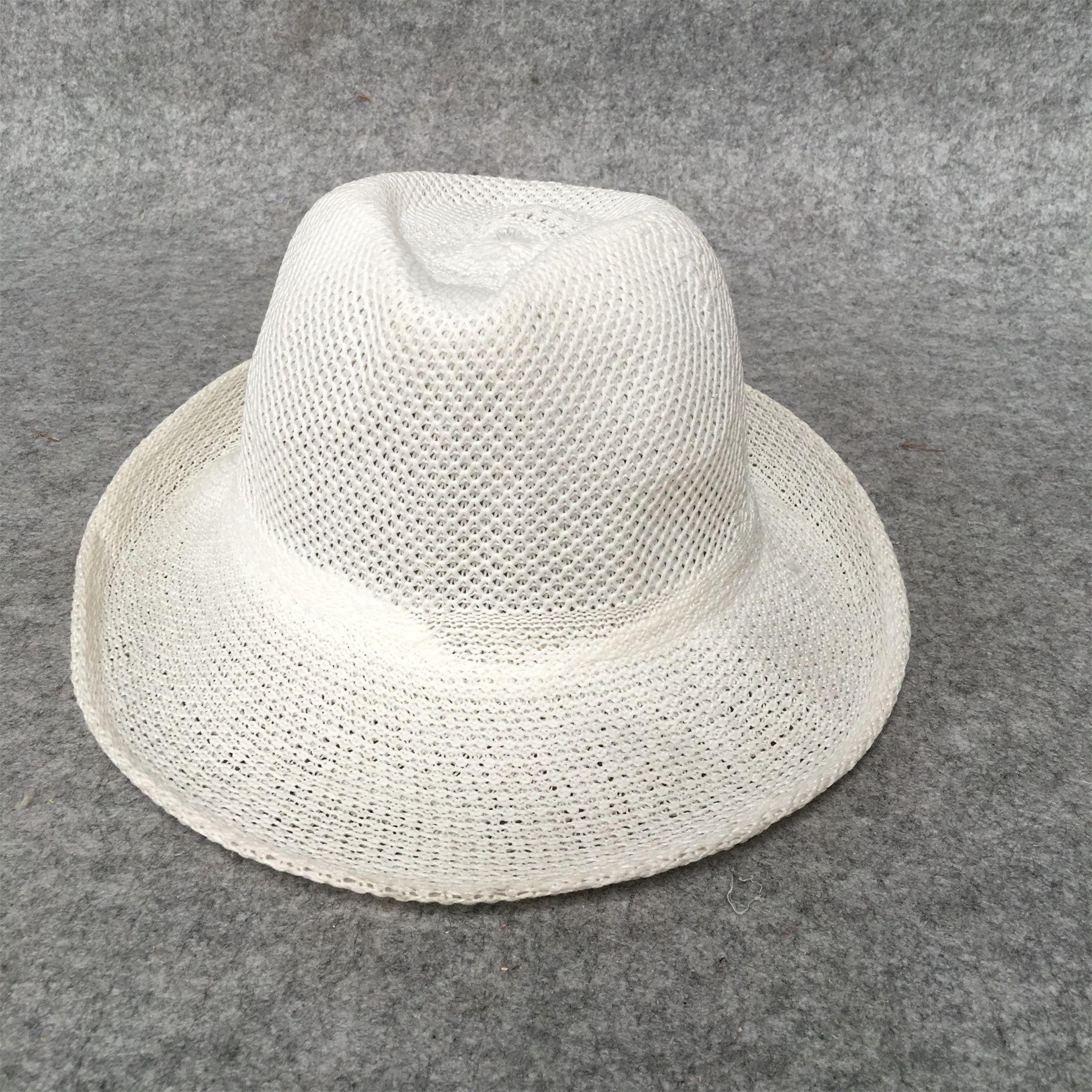 Großhandel Customization Logo Gedruckt Häkeln Sommer Bulk Cowboyhüte