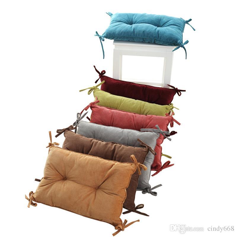 Thick Cushion Mattress Sofa Office Chair Cushion Home 28 48cm