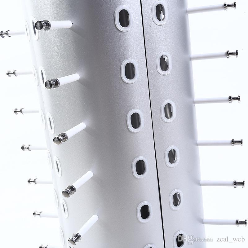 DROP envío gafas de sol gafas de rack de almacenamiento Soporte de exhibición estante de las lentes marco redondo con espejo
