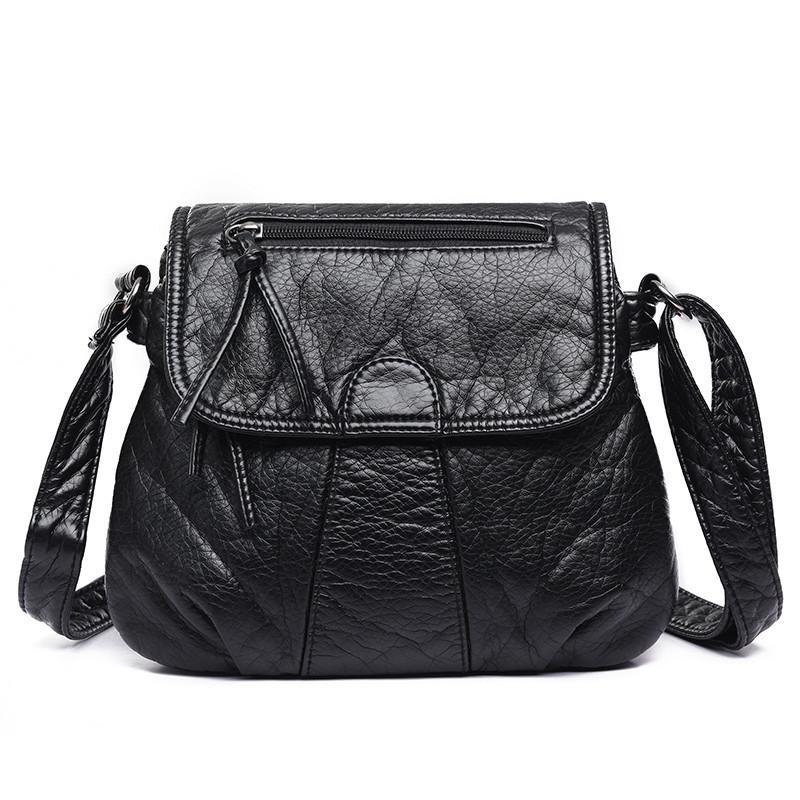 2019 Fashion Hot Women Messenger Crossbody Bags For Women 2018 Soft PU  Leather Shoulder Bag Designer Handbags High Quality Sac A Main Femme Leather  Purse ... 9d1494680a041