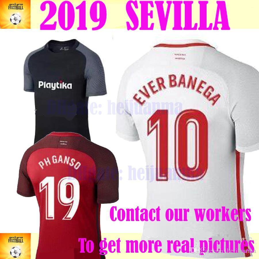Terza Maglia Sevilla FC J. Navas