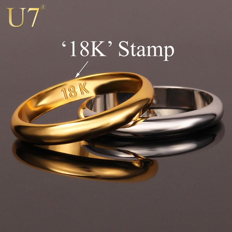 Wholesale Gold Rings With 18K Stamp Quality Real Gold Plated Women Men Jewelry  Wholesale Classic Wedding Band Gold Jewelry Amethyst Rings From Greenparty 82912679df