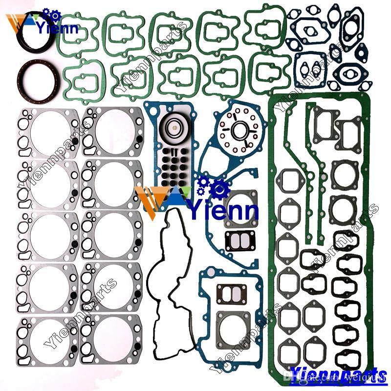 2019 P180 P180le 1 P180le P180le S Full Overhaul Gasket Kit Upper