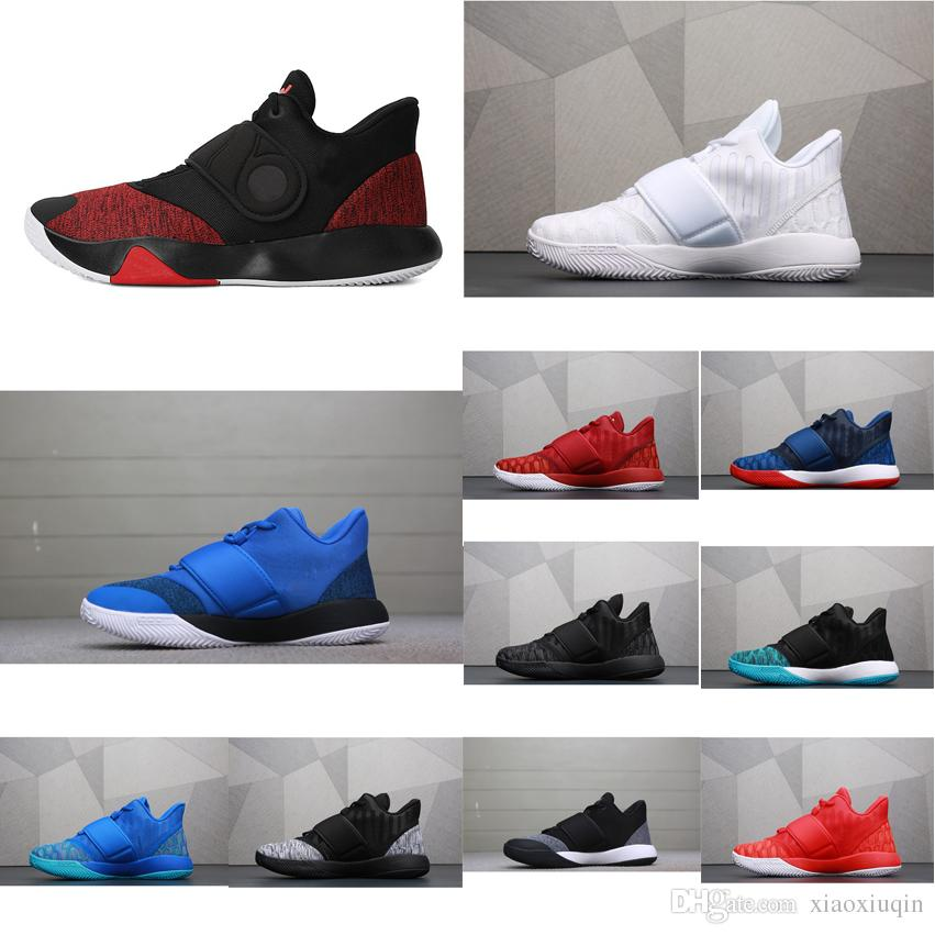 f37f115a05b4 2019 Cheap Mens Kd Trey 5 Vi Basketball Shoes For Sale Black White Red Oreo  BHM New Arrivals Kds Kevin Durant Kd6 Low Sneakers Tennis With Box From ...