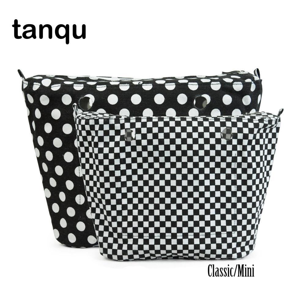 c9787109c Compre Tanqu 2018 Nuevo Clásico Mini Colorido Insertar Forro De Bolsillo  Interior Para Obag O Bolso De Las Mujeres Bolso Tote Bolso Y1892506 A  $18.07 Del ...