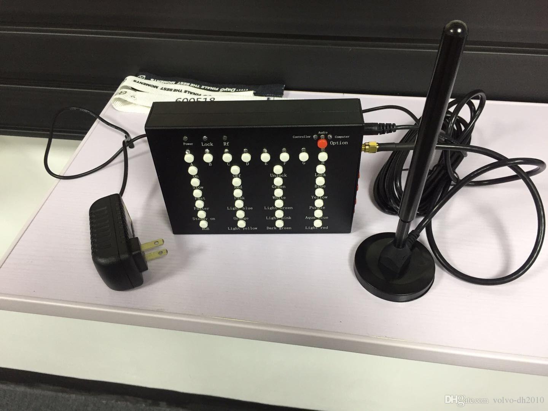 Braccialetto lampeggiante LED con telecomando personalizzato, cinturino in silicone con luce LED