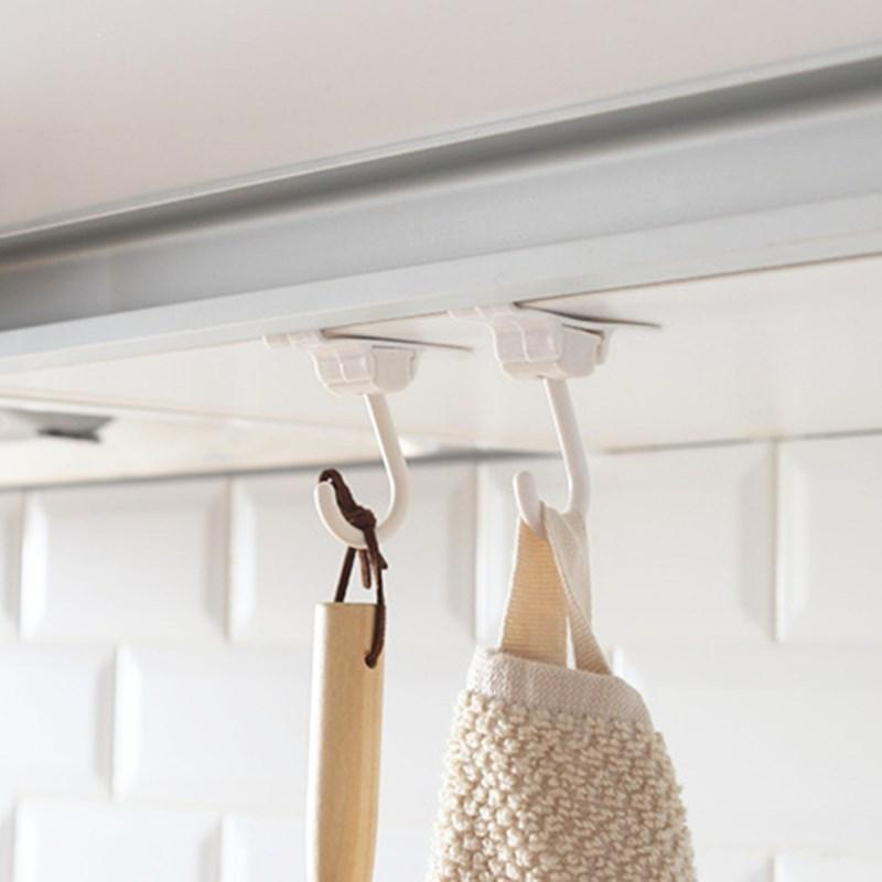 Best Towel Rack Hook Hanging Kitchen Cabinet Cupboard Door Back Trash Garbage Bags Holder Organizer Bathroom Door Racks Stand Under $24.53 | Dhgate.Com : towel rack for kitchen cabinet - Cheerinfomania.Com