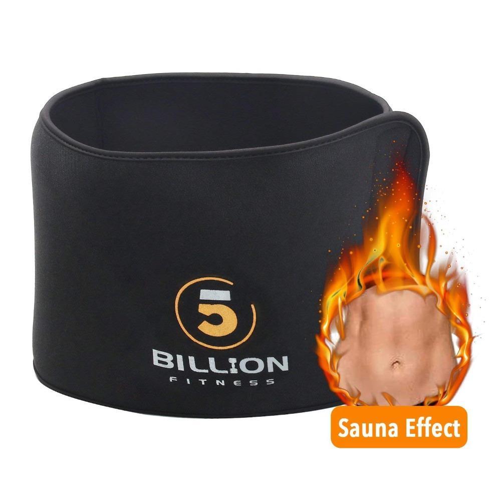 b1a210a59d4 2019 Waist Trimmer Belt Adjustable Belly Fat Burner Abdominal Weight Loss Belt  Sweat Belt Waist Trainer Slimming Belt Sport Reduction From Booket