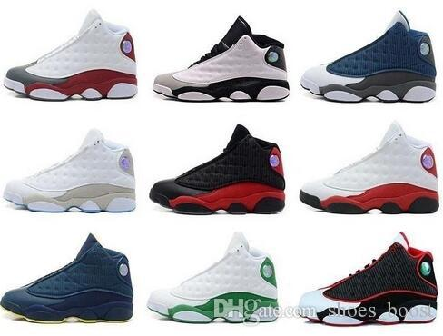 new product 1aa6a 480de Hyper Royal 13s Mens Basketball Shoes Olive Sneaker White blue Black Army  Green basket ball Trainer 13 Sports footwear