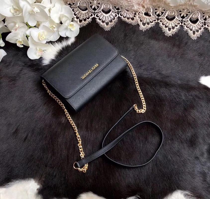 b332f2c7ed3c Women'S Brand Bags MK Genuine Cowhide Leather AAA+ Quality Handbags Shoulder  Gourmette Gold Chains Bags Mens Shoulder Bags Discount Designer Handbags  From ...