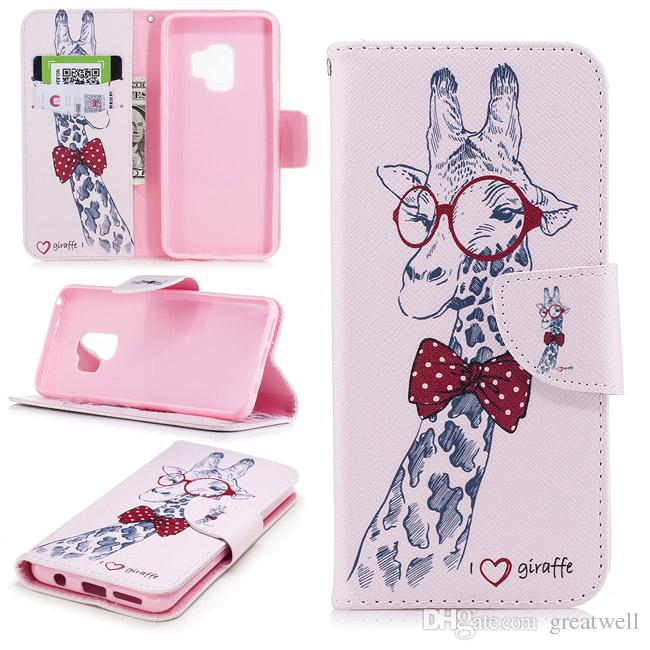 Butterfly Dont Touch My Phone Wallet Leather Filp Holder With Card Slot for Samsung A10 A20 A30 A40 A50 A70 A51 A71 A11 A21 A31 A41