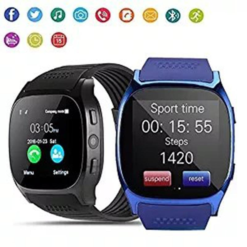 For Huawei Mate RS 10 Pro 10 L6 Smart Watch Phone Camera Support 2G SIM TF Card Dial Call Fitness Tracker Smartwatch
