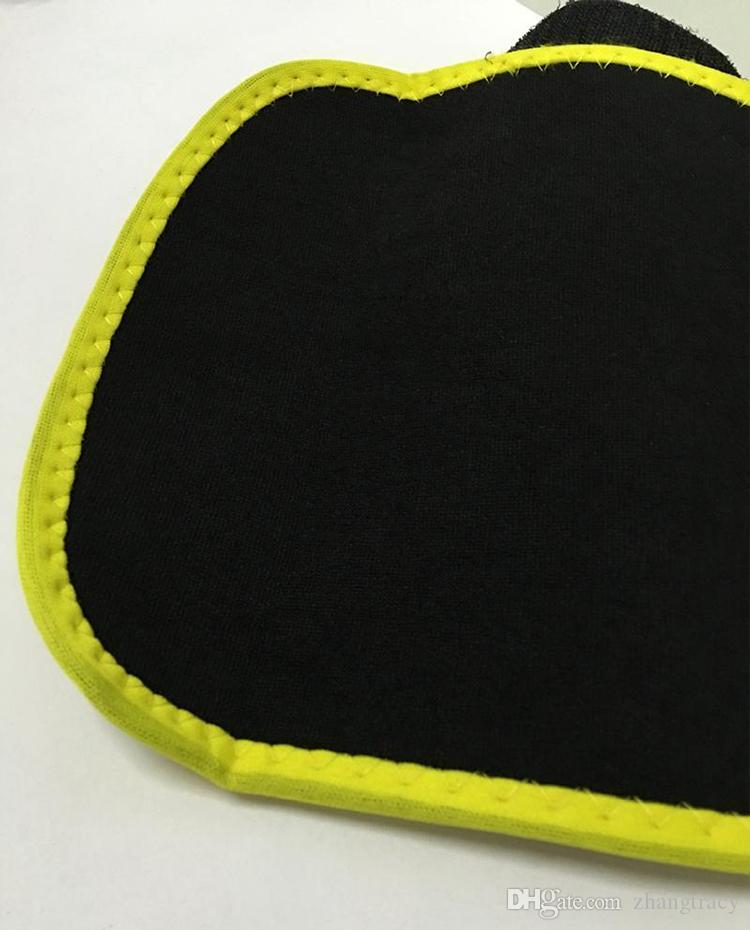 سعر Facyory !!! الحلو عرق قسط الخصر المتقلب رجل إمرأة حزام أنحل ممارسة أب الخصر التفاف مع لون مربع التجزئة CE / DHL شحن مجاني