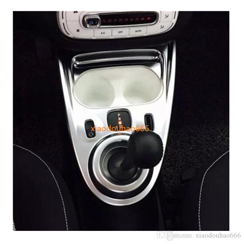For Benz Smart Fortwo 2015 2016 2017 2018 Car Styling Inner Inside