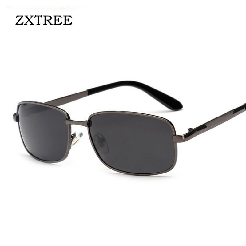 d943b96656a ZXTREE Classic Men Sunglasses HD Polarized Goggles TR90 Rectangle Man Sport  Outdoor Sun Glass Mens Fashion Glasses Trends Z228 Discount Sunglasses  Sports ...