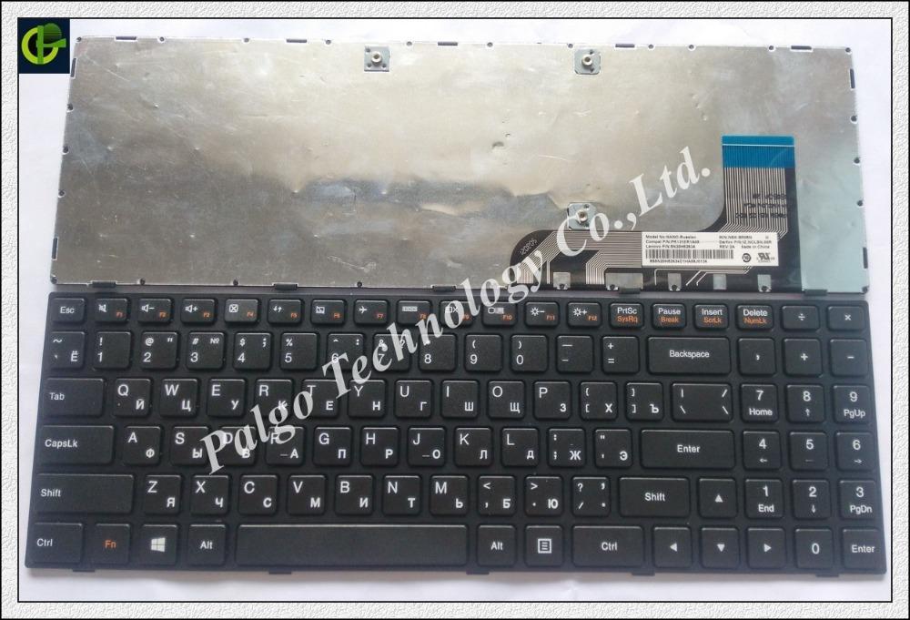 53019418255 2019 Russian Keyboard For Lenovo Ideapad 100 15 100 15IBY 100 15IB B50 10  PK131ER1A05 5N20h52634 9z.NCLSN.00R NANO NSK BR0SN Black RU From Leight, ...