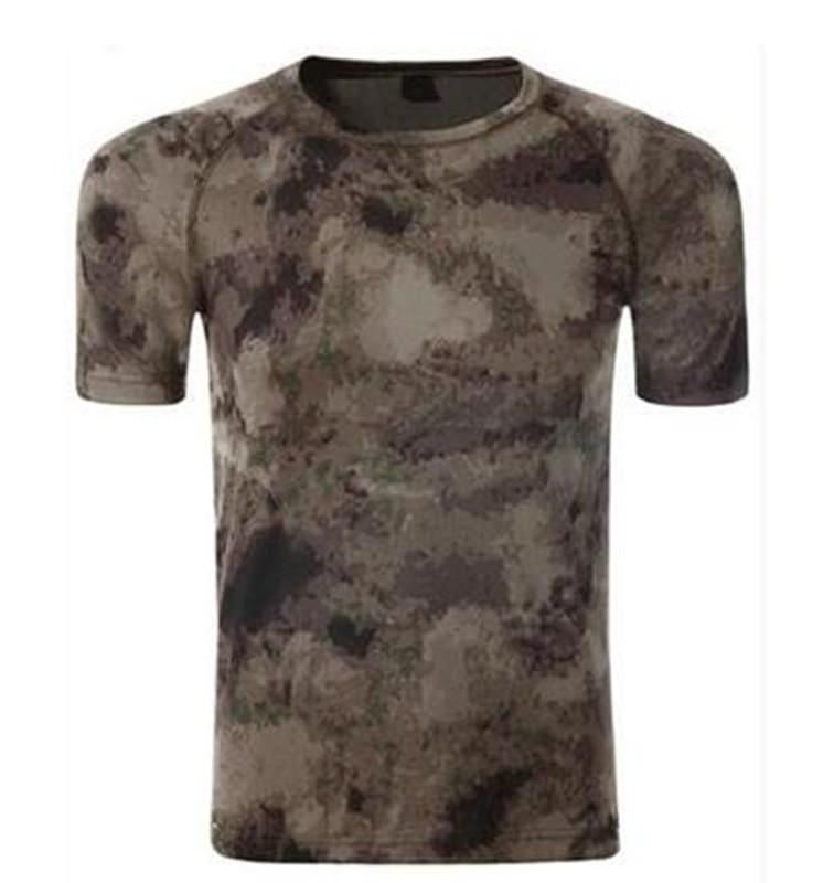 Outdoor Boy Girl Kid Round Neck Short Sleeve Breathable Quick-drying Light Thin Elasticity Mountaineeri T-shirt Hiking Tees Cheapest Price From Our Site Wrench