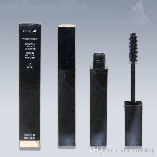 Top Quality with best price New SUBLIME Beauty Mascara Black 6G waterproof and long-lasting mascara fast