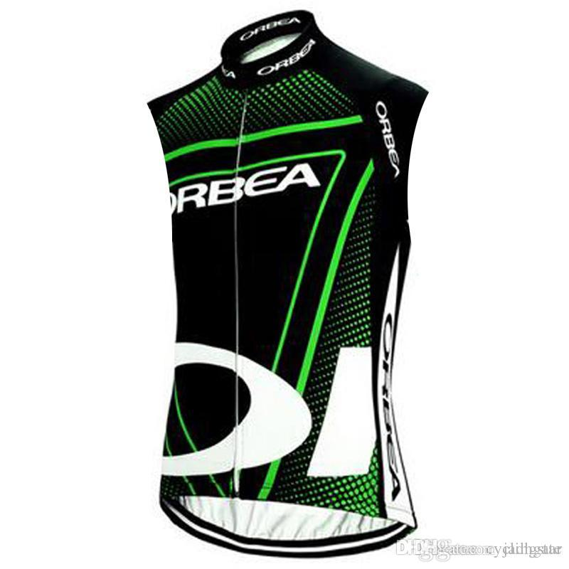 2017 Pro Team ORBEA Cycling Sleeveless Jersey Bicycle Shirts Breathable  Ropa Ciclismo Road Bike Clothes Mtb Bike Wear Sportswear E1602 T Shirts For  Men Gore ... 956bd06c8
