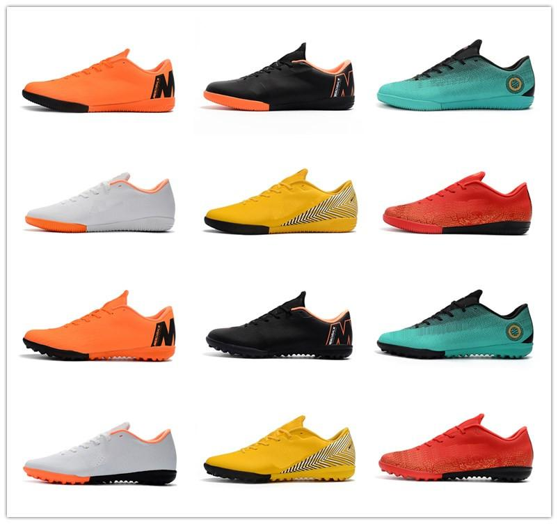 2019 2019 Mercurial VaporX XII Academy IC TF Neymar Men S Football Shoes  Word Cup Soccer Cleats Cristiano Ronaldo ACC Soccer Boots From Ggg 01 51a5f41d9a