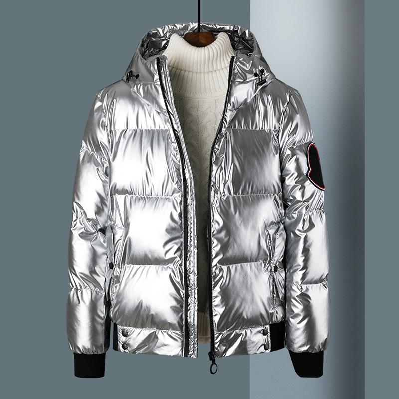 Lovely Man Winter Autumn Jacket 90% White Duck Down Jackets Men Hooded Ultra Light Down Jackets Warm Outwear Coat Parkas Outdoors Punctual Timing Down Jackets