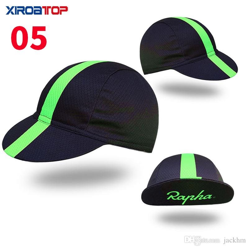 16aacef7b8f 2019 RAPHA Cycling Bike Headband Cap Bicycle Helmet Wear Cycling Equipment  Hat Multicolor Free Size In Multi Colors OEM ODM From Jackhm