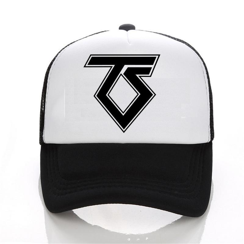 5205e20e59864 Compre TWISTED SISTER Rock Band Logo Gorra De Béisbol De Los Hombres Summer  Cool Baseball Mesh Net Trucker Caps Hat A  7.04 Del Qupeng9165