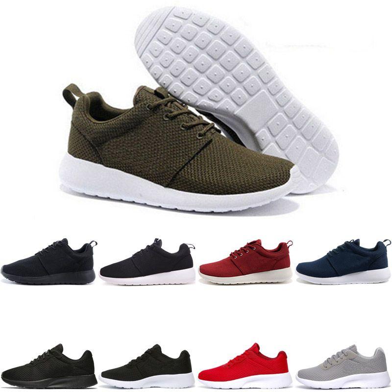online store ef89e dbd30 Scarpe Da Calcio Scontate Nike Air Roshe Run One Tanjun Scarpe Da Corsa  All aperto Da Corsa Da Uomo Donna Scarpe Da Corsa All aperto Olimpioniche  Ros ...