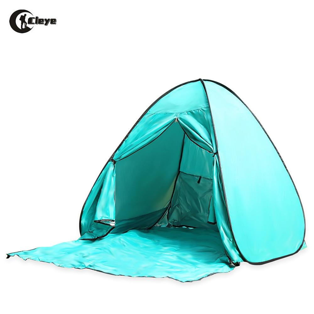 Outlife Ultralight C&ing Hiking Beach Tent With Door Curtain Instant Setup 2 Person Sun Shade Pop Up Uv Protection Travel Tent C&ing Tent Tents For ...  sc 1 st  DHgate.com & Outlife Ultralight Camping Hiking Beach Tent With Door Curtain ...