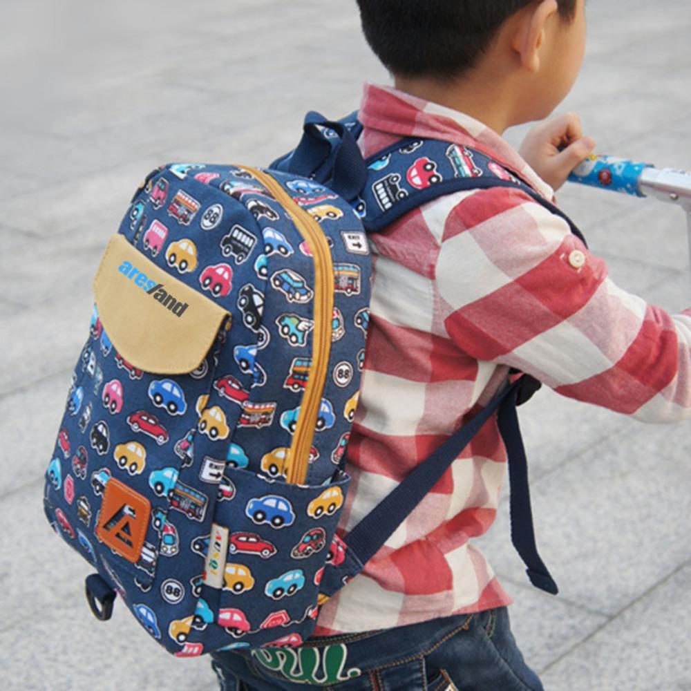 f6910479a5 Aresland New Printing Canvas Backpack Rucksack Kindergarten School Student  Bag For Boys Girls Kids Children Toddlers Backpacks Sport Eagle Creek  Backpacks ...